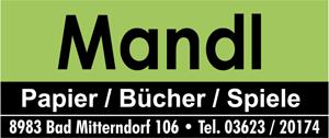 Buchhandlung Mandl, Bad Mitterndorf
