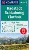 Radstadt, Schladming, Flachau – Wanderkarte