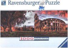 Ravensburger Puzzle 1000 – Colosseum im Abendrot