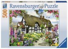 Ravensburger puzzle 500 – Verträumtes Cottage