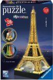 3D Puzzle Eiffelturm bei Nacht