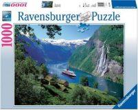 Ravensburger Puzzle 1000 – Norwegischer Fjord