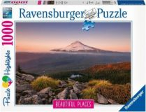 Ravensburger Puzzle 1000 – Stratovulkan Mount Hood in Oregon