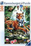 Ravensburger Puzzle 500 – Tiger im Urwald