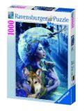 Ravensburger Puzzle 1000 – Wolfsfrau