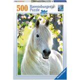 Ravensburger Puzzle 500 – Zarte Stute