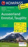 Ausseerland Ennstal, Tauplitz – Wanderkarte