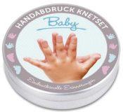 Baby Handabdruck – Knetset