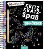 Kritzkratz-Spaß, Einhörner
