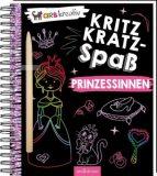 Kritzkratz-Spaß, Pinzessinnen