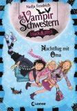 Die Vampirschwestern black & pink-Nachtflug mit Oma