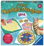 Mandala-Designer Lama