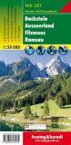 WK 281 Dachstein – Ausseerland – Filzmoos – Ramsau, Wanderkarte 1:50.000