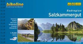 Bikeline-Radtourenbuch Radregion Salzkammergut 1:75.000