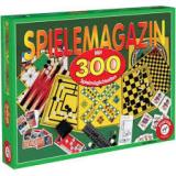 Spielemagazin mit 300 Spielmöglichkeiten