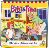 Tonie Bibi und Tina – Die Waschbären sind los