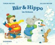Bär & Hippo im Schnee