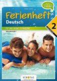 Ferienheft Deutsch – Fit ins neue Schuljahr – 2. Klasse MS/AHS
