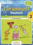 Ferienheft Deutsch – Fit ins neue Schuljahr – 2. Klasse VS